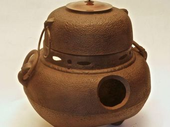 Thierry GERBER - cha gama - Kettle