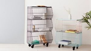 Pension fur Produkte -  - Rolling Storage Unit