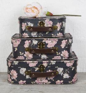 R. J. B. Stone -  - Doll Suitcase