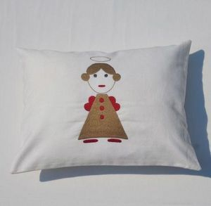 Vanille Acajou -  - Children's Pillow