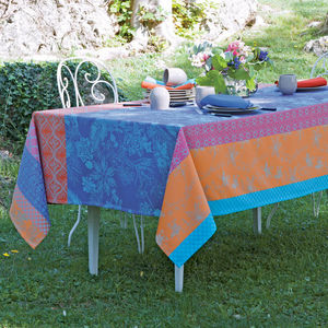 Garnier Thiebaut -  - Rectangular Tablecloth