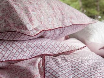 Alexandre Turpault - kerylos corail - Bed Sheet