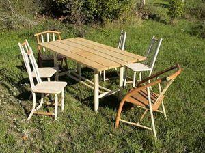 ALAIN DUPASQUIER -  - Garden Table
