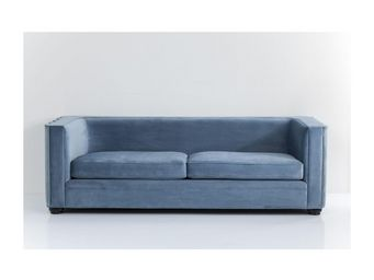 Kare Design - canapé wave 2 places - 2 Seater Sofa