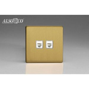 ALSO & CO - double rj12 socket - Rj12 Socket