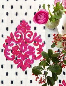 Manuel Canovas - kadi pivoine - Upholstery Fabric