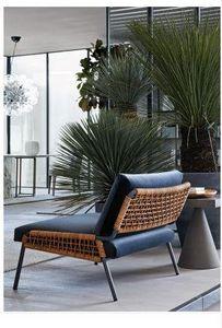 Meridiani - blend-- - Garden Armchair
