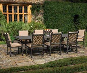 Oxley's - --bretain - Garden Table