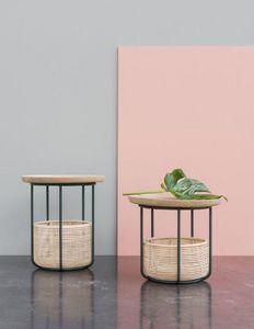 Alain Gilles - basket - Side Table