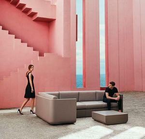 VONDOM - ulm - Garden Sofa