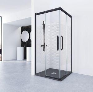 PROFILTEK - capitone - Shower Screen Panel