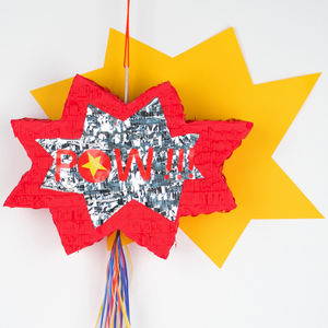 MY LITTLE DAY - pinata super-heros - Children's Wall Decoration