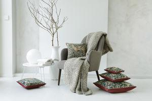 Art De Lys - william morris - Square Cushion
