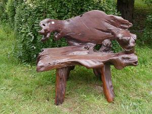 Thierry GERBER - pd010 - Garden Bench