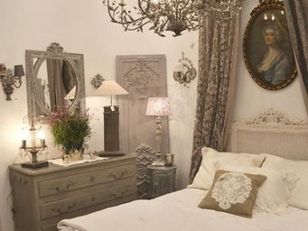 Coquecigrues -  - Bedroom
