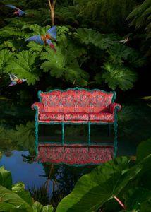 CLARKE & CLARKE - -animalia' - Furniture Fabric