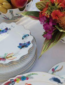 Vista Alegre - caribe-- - Dessert Plate