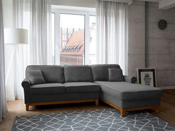 BELIANI - canapé d'angle - 3 Seater Sofa