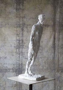 SYLVIE FALCONNIER - somnabule - Sculpture