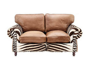 AFRICAN GALLERY -  - 2 Seater Sofa