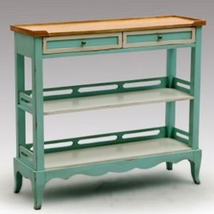 Marie France - -gentiane - Kitchen Console