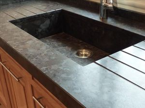 Maison Derudet -  - Kitchen Sink