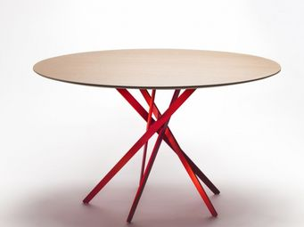 Adentro - -iki - Round Diner Table