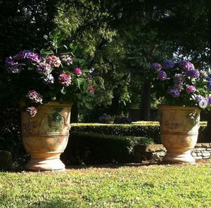 Le Chêne Vert -  - Anduze Vase