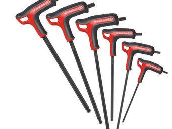 FACOM - clés à poignée en p - Bent Male Key