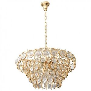 ALAN MIZRAHI LIGHTING - am3888 hollywood regency - Chandelier