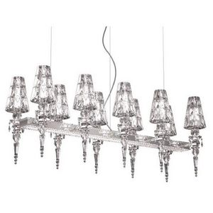 ALAN MIZRAHI LIGHTING - am8839 lula linear - Chandelier