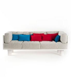 COLE - ottoman sofa - 3 Seater Sofa