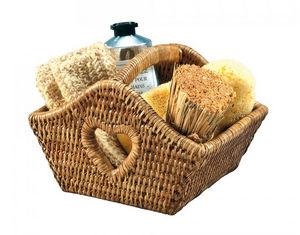 ROTIN ET OSIER - cœur madeleine - Bathroom Basket