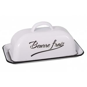 Antic Line Creations -  - Butter Dish