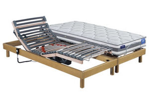 Maliterie - conforteo + celeste - Electric Adjustable Bed