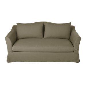 MAISONS DU MONDE -  - 2 Seater Sofa