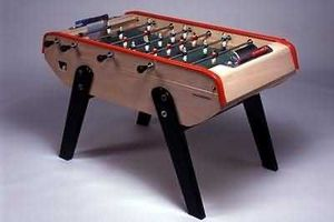 Bonzini - b90 - Football Table