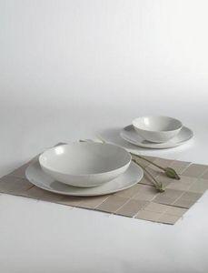Kose - piatti rete, set 4 pz - Serving Plate