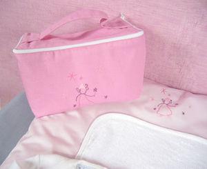 Balade En Roulotte - trousse de toilette la fée mélusine - Children's Vanity Bag
