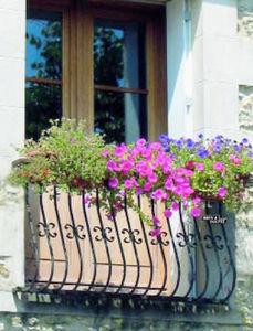 Brun et Doutte - alsace - Balconette