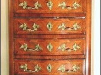 ANTIQUE GERMAIN -  - Lingerie Chest
