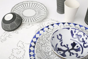 ISI -  - Serving Plate