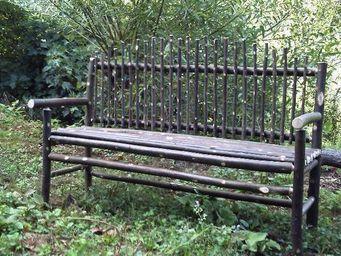 Atelier CHATERSèN - banc des innocents - Garden Bench
