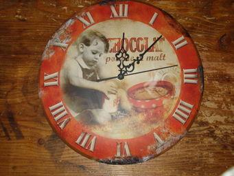 au petit coeur d'amour -  - Wall Clock