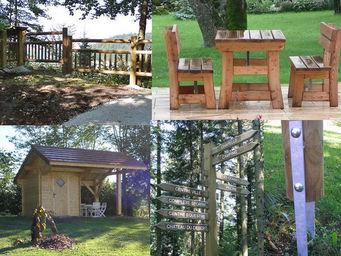 FV - EVENTS - mobilier et aménagement de jardin et espaces verts - Landscaped Garden