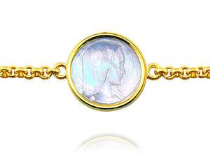 Arthus Bertrand - vierge jeune - Birth Bracelet