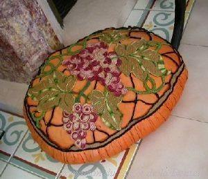 Maison du Lin et de la Dentelle (linge-ancien.com) -  - Floor Cushion