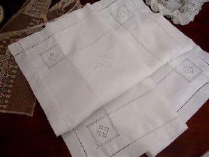 Maison du Lin et de la Dentelle (linge-ancien.com) -  - Pillowcase