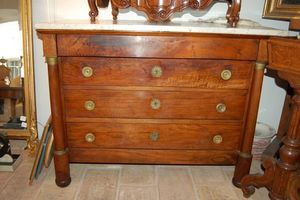 Antiquites Decoration Maurin -  - Colonnade Cabinet