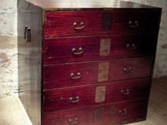Thierry GERBER -  - Drawer Chest